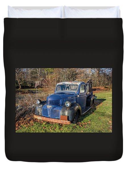 Dodge Pickup Duvet Cover