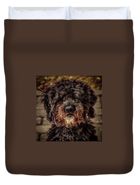 Dog  Duvet Cover