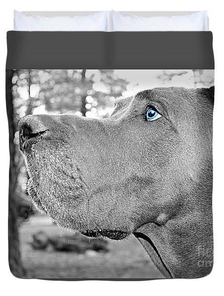 Dogus Duvet Cover