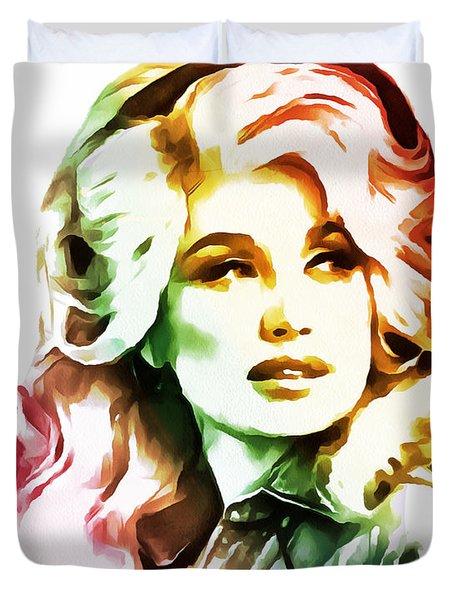 Dolly Parton Collection - 1 Duvet Cover