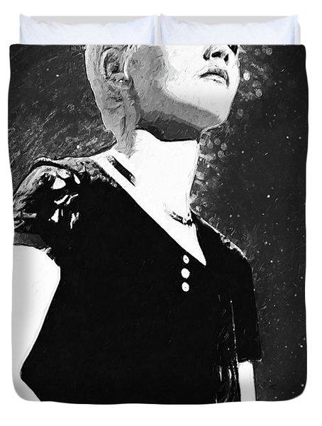 Dolores O Riordan Duvet Cover