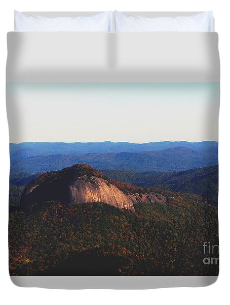 Dome Top Duvet Cover