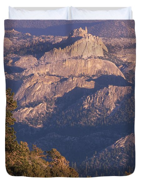 Domeland Wilderness Duvet Cover