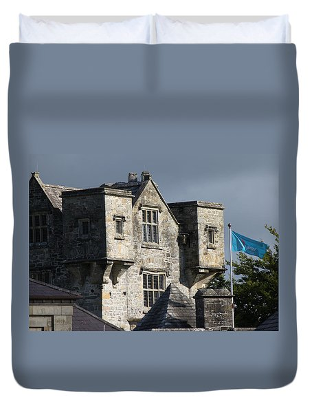 Donegal Castle Duvet Cover