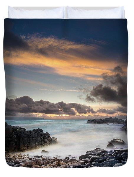 Donegal Sunset 5 Duvet Cover