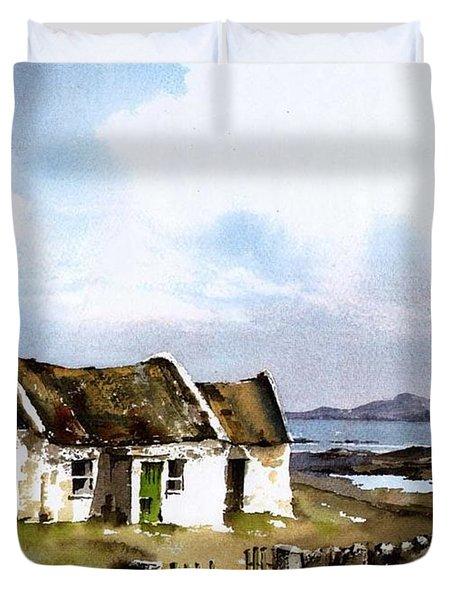 Donegal... Towards Owey Island Duvet Cover