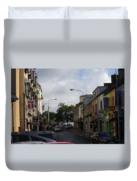 Donegal Town 4118 Duvet Cover