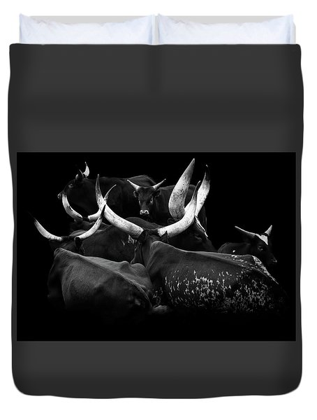 Don't Be A Bully Duvet Cover