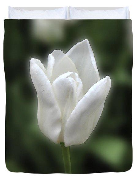 Friendship Tulip Duvet Cover