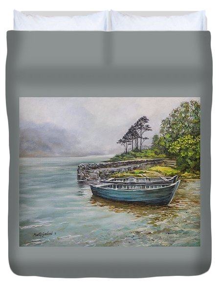 Doolough View Duvet Cover