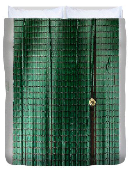 Door In Capilerilla Duvet Cover
