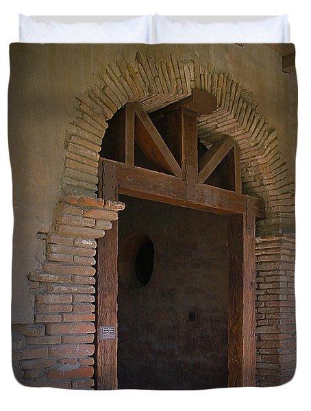 Door Way Duvet Cover