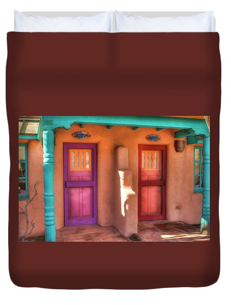 Doors Duvet Cover