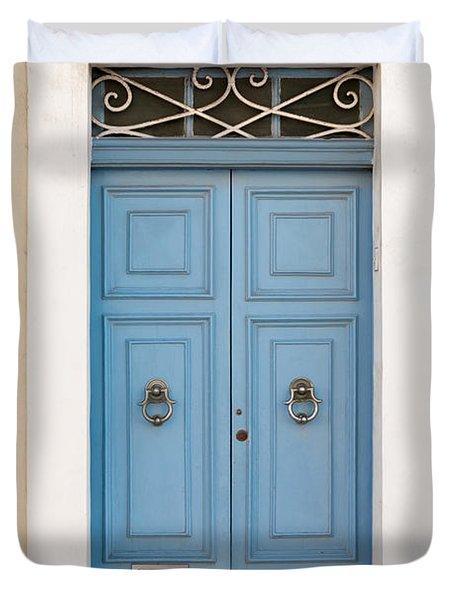 Doors Of The World 11 Duvet Cover
