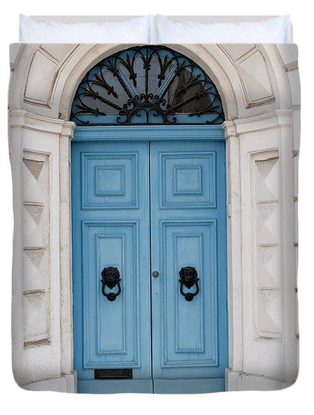 Doors Of The World 68 Duvet Cover