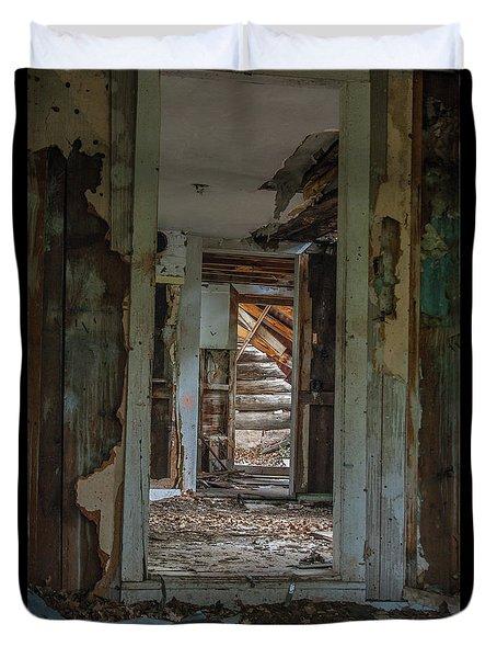 Doorways Duvet Cover