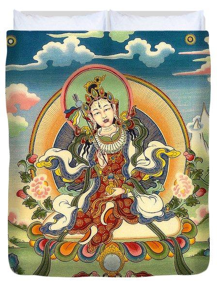 Dorje Yudronma Duvet Cover