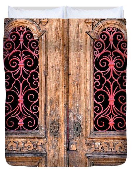 Double Door Duvet Cover