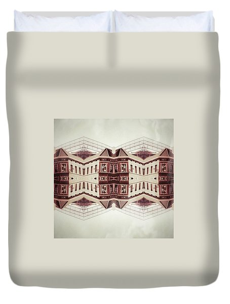 Double Side Duvet Cover by Jorge Ferreira