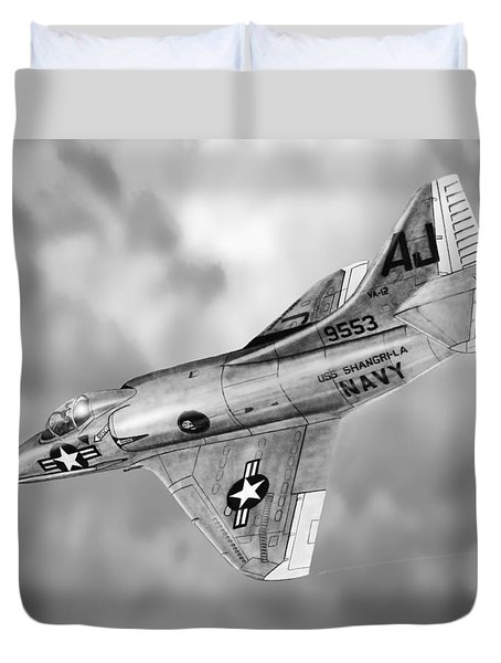 Douglas A-4c Skyhawk Duvet Cover