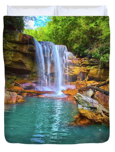 Douglas Falls 2 Duvet Cover