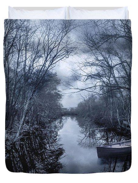 Down River Duvet Cover