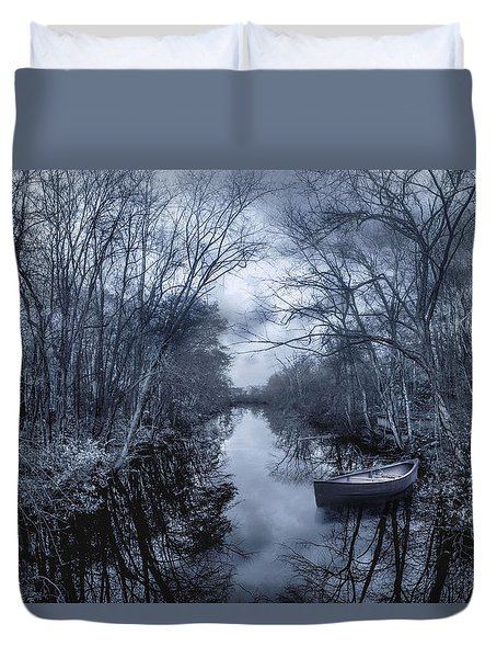 Down River Duvet Cover