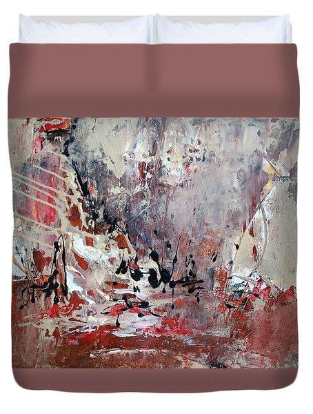 Downpour-2 Duvet Cover