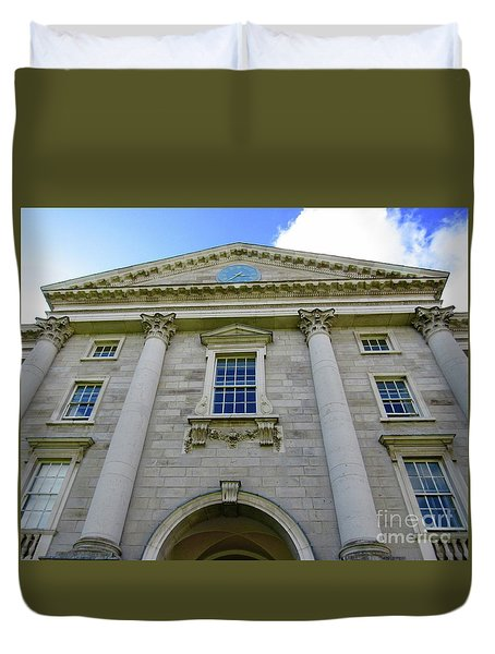 Downtown Dublin 5 Duvet Cover