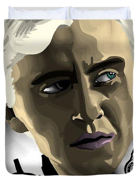 Draco Duvet Cover by Lisa Leeman