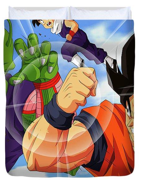 Dragon Ball Z Duvet Cover