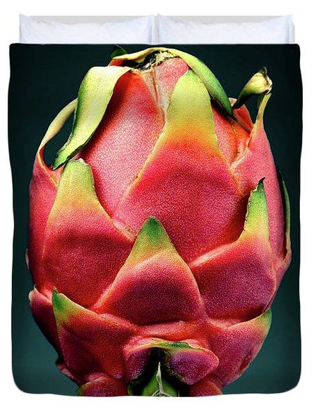Dragon Fruit Or Pitaya  Duvet Cover