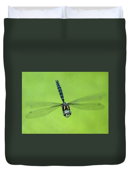 Dragonfly #1 Duvet Cover by Ben Upham III