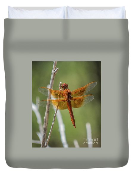 Dragonfly 10 Duvet Cover