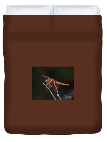 Dragonfly 11 Duvet Cover