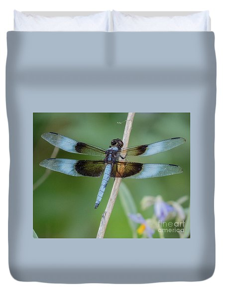 Dragonfly 12 Duvet Cover