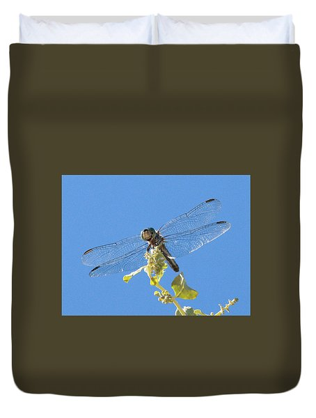 Dragonfly 2 Duvet Cover