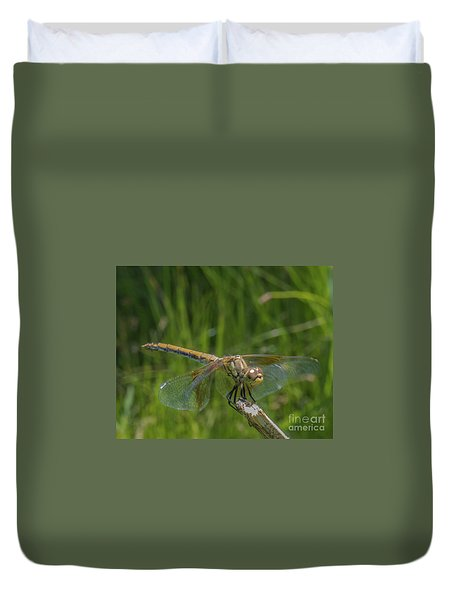 Dragonfly 7 Duvet Cover