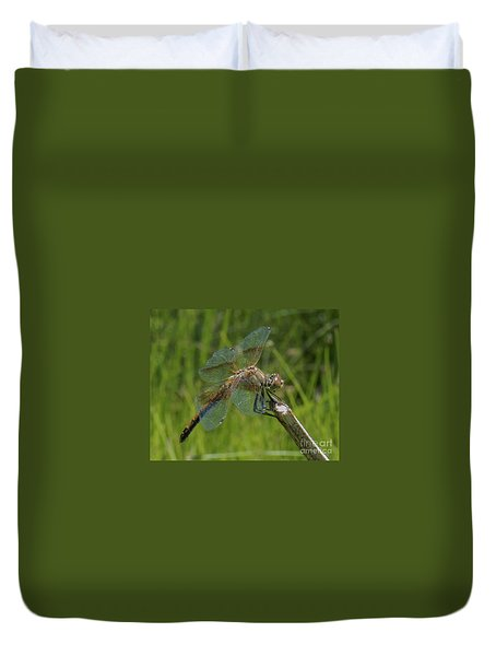 Dragonfly 8 Duvet Cover