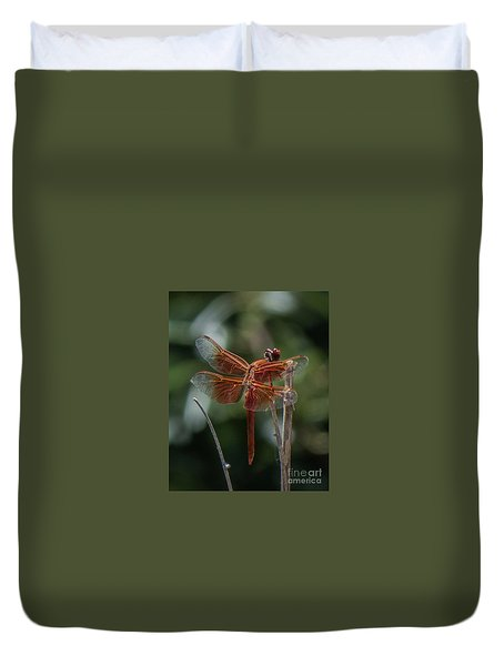Dragonfly 9 Duvet Cover