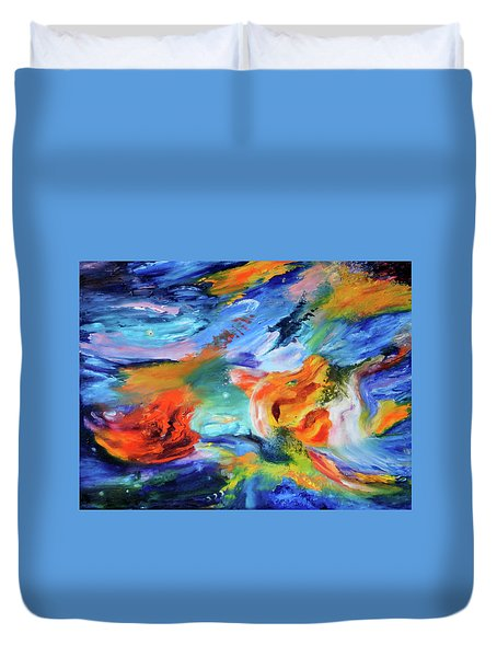 Dragon's Head Nebula Duvet Cover