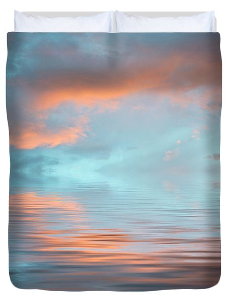 Drama Duvet Cover by Jerry McElroy