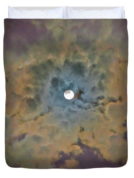 Dramatic Sky Duvet Cover