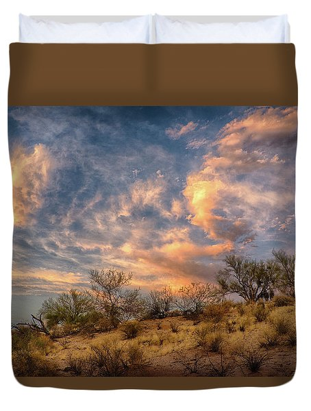 Dramatic Visions Duvet Cover