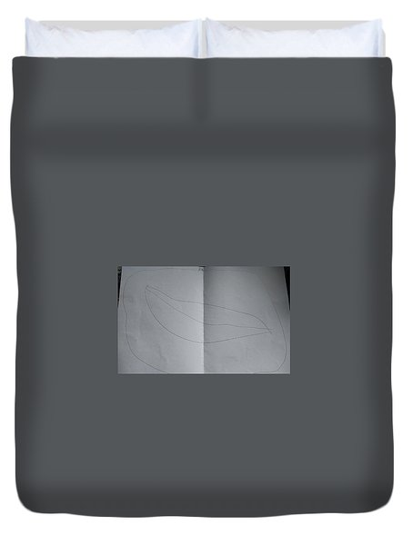Drawing Duvet Cover