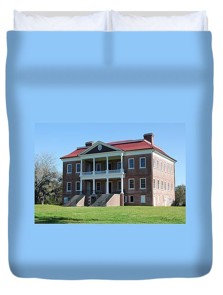Drayton Hall Duvet Cover