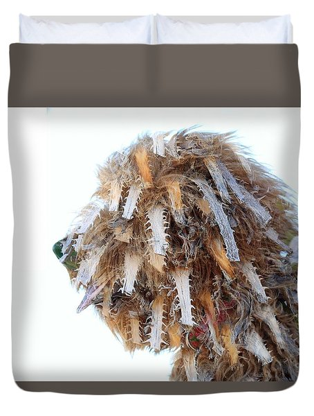 Dreadlocks Duvet Cover