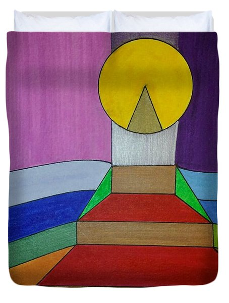 Dream 263 Duvet Cover