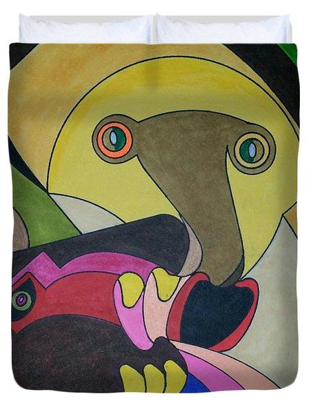 Dream 294 Duvet Cover