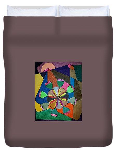 Dream 302 Duvet Cover